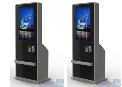 Internet Touch Screen Information Kiosk